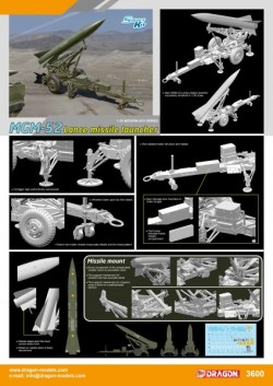 MGM-52 Lance Missile w/Launcher (Smart Kit)