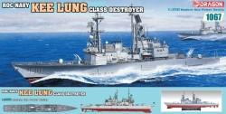 Roc Navy Kee Lung Class Destroyer