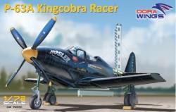 Bell P-63A Kingcobra Racer (Sohio Handicap)