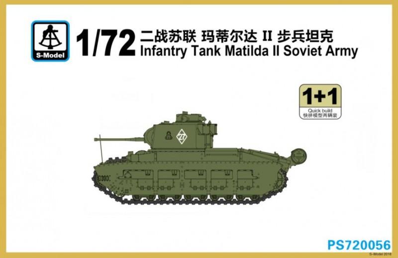 Matilda II Soviet Army