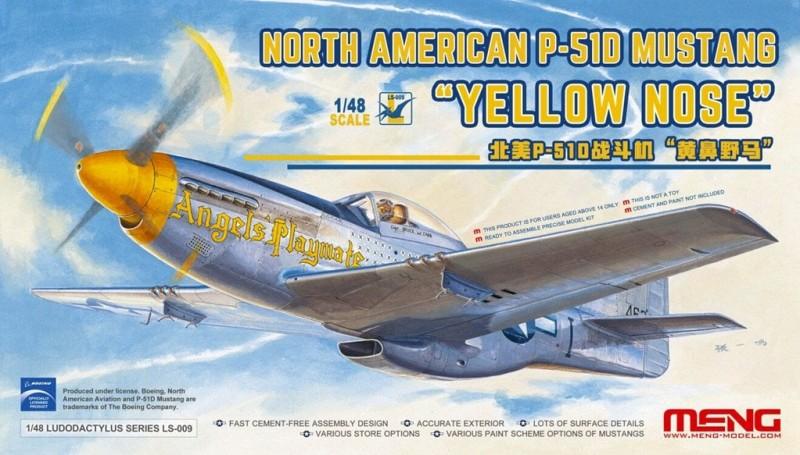 "North American P-51D Mustang""Yelloe Nose"
