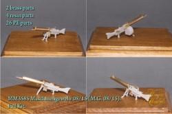 Maschinengewehr 08/15 (M.G. 08/15). Full Kit