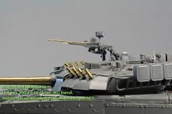 "12,7 mm NSVT-12,7 ""Utes"" MG barrel. Suitable for modern Soviet/Russian tanks and AFV"