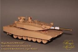 Rheinmetall Rh 120mm L/44. Leopard II Revolution I (Tiger Model)