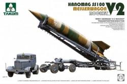 WWII German V-2 Rocket Transporter