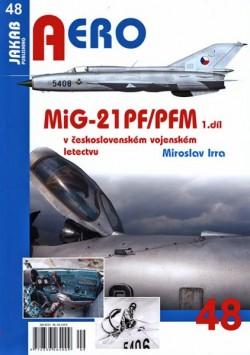 Aero 48 - Mig-21 PF/PFM (1. díl)