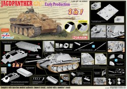 Jagdpanther Early Production (2 in 1)