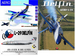 AERO L-29 Delfin Super Pack + Bonus