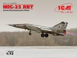 MiG-25 RBT,Soviet Reconnaissance Plane (100% new molds)