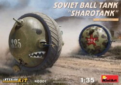 "Soviet Ball Tank ""Sharotank""Interior Kit"