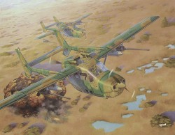 "Reims FTB337G Lynx ""Bush war"""