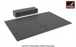 PAG-14 Soviet Modern Concrete Slabs set (36pcs.)