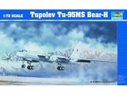 Tupolev Tu-95 MS Bear-H