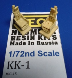 KK-1 ejection seats (2pcs.)