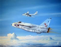 British Electric (BAC) Lightning F.2A/F.6