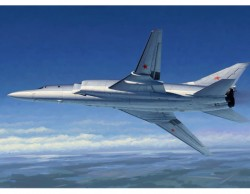 Tu-22M2 Backfire B Strategic bomber