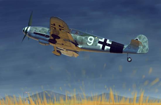 Messerschmidt Bf-109 G-10
