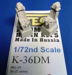 K-36DM ejection seats (2pcs.)