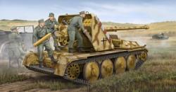 German 8.8cm PAK-43 Waffenträger SPG