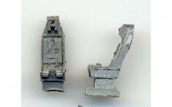 Escapac ejection seats (2pcs.) seat