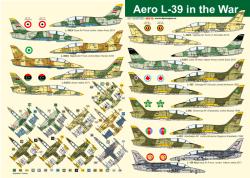 Aero L-39 in the war