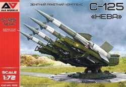 S-125 Neva Surface-to-Air Missile System