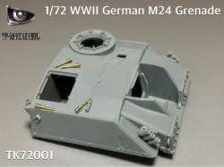 WWII German M24 Grenade