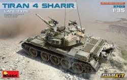 Tiran-4 Sharir-late type (Interior Kit)