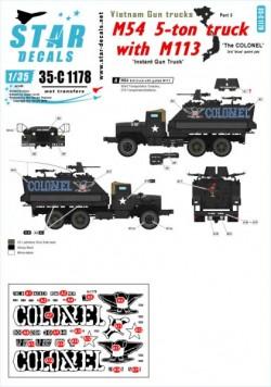 Vietnam Gun Trucks # 3