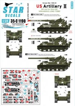Korean War - USArtillery # 2