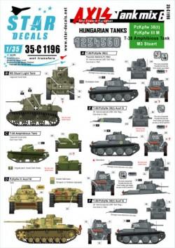 Axis & East European Tank mix # 6