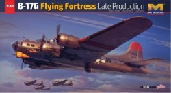 B-17 Flying Fortress G - New Edition