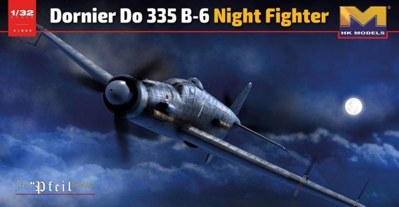 Dornier Do 335 B-6 Night Fighter