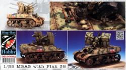 M3A3 with quad 20mm Flak-38V