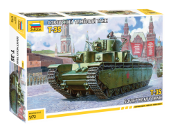 Soviet Heavy Tank T-35