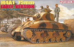 M4A1 75mm EARLY VERSION
