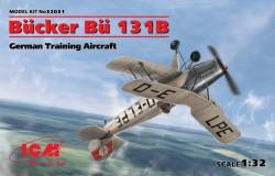 Bü 131B,German Training Aircraft