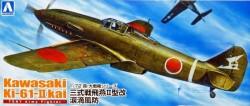 Kawasaki Ki61 II Kai IJN. TYPE 3 model 2 Tear Canopy