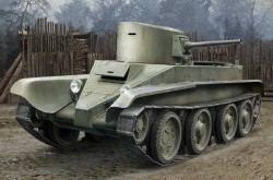 Soviet BT-2 Tank (early version)