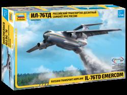 IL-76 TD EMERCOM