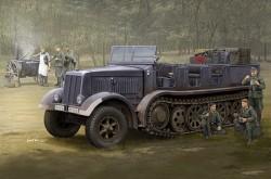 Sd.Kfz.8(DB9)Half-Track Artillery Tractor