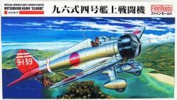 IJN A5M4 Cloud Type 96 Carrier Fighter Model 4