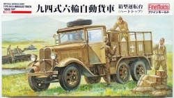 IJA Type94 6 Wheeled Track