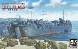 US WW2 LST-1 Class