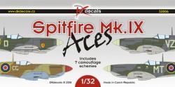 Spitfire Mk.IX Aces