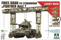 FRIES KRAN 16t Strabokran1943/44 w.Panther