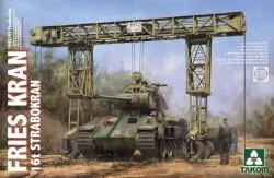 FRIES KRAN 16t Strabokran 1943/44