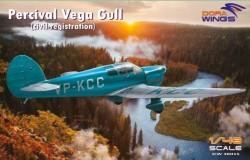 Percival Vega Gull (civil registration)