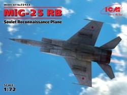 MiG-25 RB,Soviet Reconnaissance Plane
