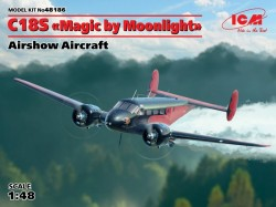 "C18S ""Magic by Moonlight"" Airshow Aircraft"